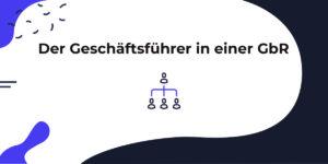 Das Recht um die Anzahl an Geschäftsführern und die Vertretung in Verträgen und Geschäftspartnern.